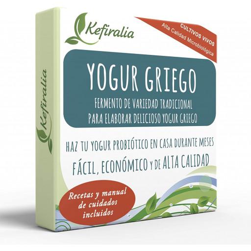 Yogurt Greco, Fermento Tradizionale